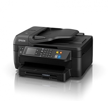 Epson WorkForce WF-2660DWF Testbericht